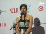 America Ferrera Accepts ALMA Chevy Entertainer Of The Year Award