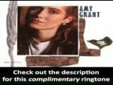 Amy Grant - Lead Me On - EXCLUSIVE RINGTONE!