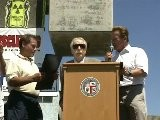 Arnold Introduces Joe Weider Venice Muscle Beach Hall Of Fame 2006...Part