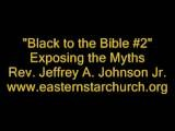 Black To The Bible Vol. 2