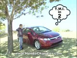Blind Date With A Honda Civic Part 2 From SanTan Honda