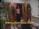 Black Lesbian Porn Sexy Black Babes Make Out