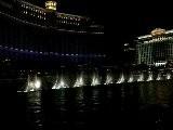 Bellagio Fountains With Andrea Bocelli