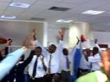 Celebrations In Accra After Ghana Beats USA