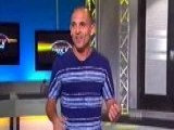 Carl Barron Live On The Footy Show Aug 17, 2006
