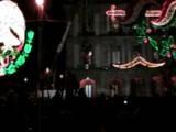 Ceremeonia Del Grito De Independencia En México