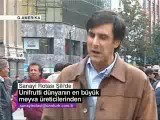CNN TURK IN CHILE