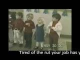 Cute Kids With Great George Bush Imitation