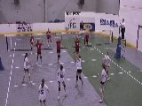 Canuck Thunder SemiFinals 2006 Canadian National Midget Women&#39 S Volleyball