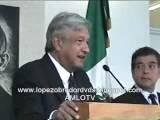 Conferencia De Prensa Del Presidente Legítimo Lic. Andrés Manuel López Obrador