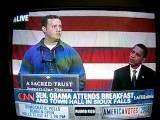 Erik On CNN