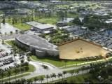 Edison College 3D Time Lapse Animation