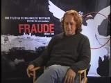 Entrevista Con Luis Mandoki Director De Fraude Mexico 2006.AVI