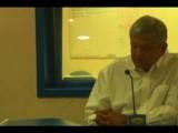 Entrevista Andrés Manuel López Obrador