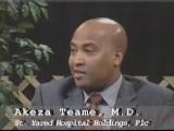 Ethiopia - Ethiopian Talk Show Host Nigist Abate With Dr. Akeza Teame Founder &
