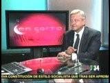 Entrevista Al Presidente Legitimo De Mexico, Univision 34 Los Angeles
