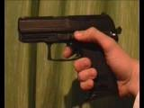 Film Faking With A Gas Blow-back Pistol