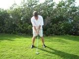Greg Golf Swing
