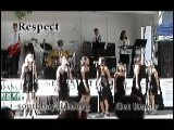 Get Ready Performs RESPECT By Aretha Franklin , August 2005