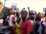 Ghana Street Chaos