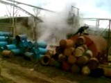How The Odor Is Generated From The Addis Ababa Abattoirs Enterprise