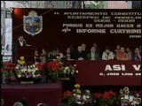 IV INFORME CUATRIMESTRAL DEL ALCALDE DE ECATEPEC, JOSE LUIS GUTIERREZ CUREÑO