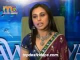 I Have Seen Ranbir & Sonam Grow --Rani Mukherjee On Saawariya