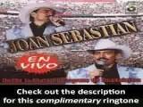 Joan Sebastian - El Primer Tonto - EXCLUSIVE RINGTONE!