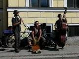 Jazz Trio Cyclists