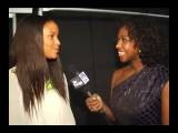 JOY BRYANT Backstage - Mercedes Benz Fashion Week NY 09
