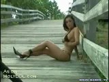Jessica Canizales Photoshoot Modelling Video Holylol