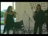 Juan Gitan & Grasiella Singing Vivo Por Ella Vivo Per Lei Sucesso De