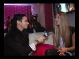 Julia Stegner Interview - Mercedes Benz Fashion Week NY
