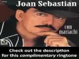 Joan Sebastian - El Muchacho Triste - EXCLUSIVE RINGTONE!