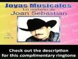Joan Sebastian - En La Banca - EXCLUSIVE RINGTONE!