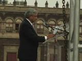 López Obrador En La Primera Asamblea De Las Mujeres Por El Petróleo
