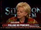 Lynn Cheney Smackdown To CNN Wolf Blitzer