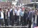 Marcha Al Caballito.23 De Octubre 2008