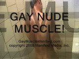 Muscle Hunks, Nude Gay Bodybuilder Men, Well Hung Men Of Manifest