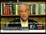 Marijuana Legalization Ron Paul Stephen Baldwin Debate Legalizing Marijuana CNN Larry King