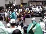 Naija Independence Day Parade NY - Girls Dancing