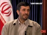 Preview: CNN&#39 S Larry King Interview With Iran&#39 S President Ahmadinejad