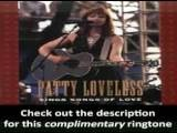 Patty Loveless - Timber I&#39 M Falling In Love - EXCLUSIVE RINGTONE!
