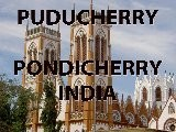 PUDUCHERRY PONDICHERRY PONDY INDIA