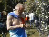 Part 1. Copenhagen Naked Bike Ride From The Little Mermaid To Free Christiania