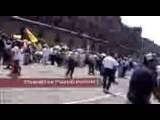 Protesta Frente A Palacio Nacional - 48 Kbps