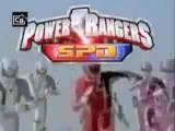 Power Rangers SPD Özel Açılış