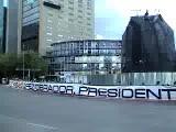 RCP Protesta Ciudadana El 1 De Enero De 2008