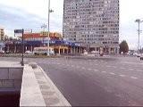 Russian Military Column