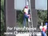 Real Life Ladder Game - Funny Video Clips